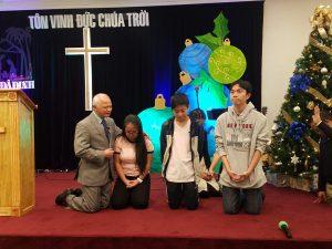Cầu nguyện tin nhận Chúa (2020/01/05)